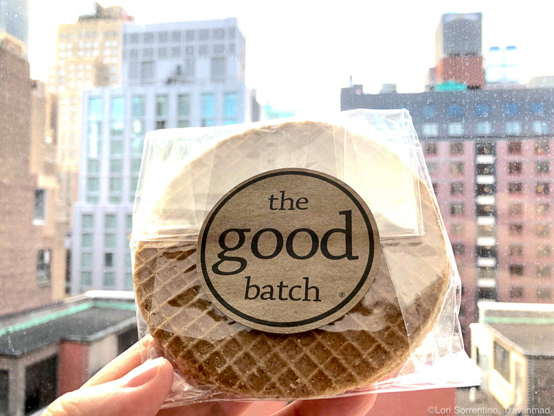 Stroopwafels from The Good Batch, a Brooklyn bakery