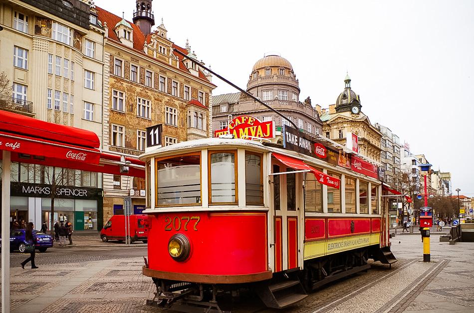 Lost in Prague