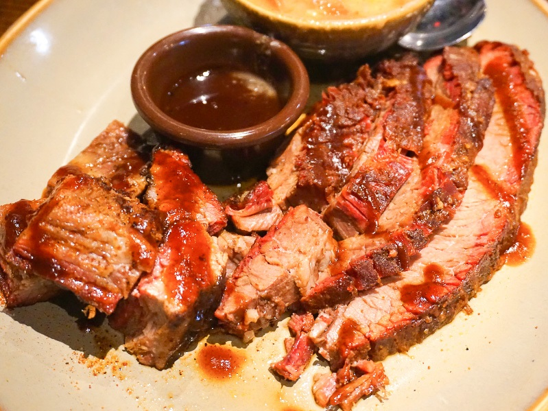 Certified Angus Beef Brisket with Burnt Ends in Kansas City, Missouri