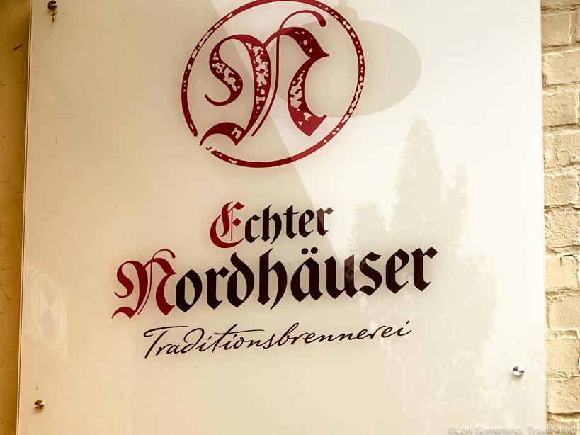 Echter Nordhäuser distillery, Nordhausen, Germany
