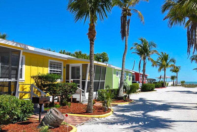 6 seaside sanibel island cottages for your family beach vacation rh travlinmad com sanibel island beach cabin rentals