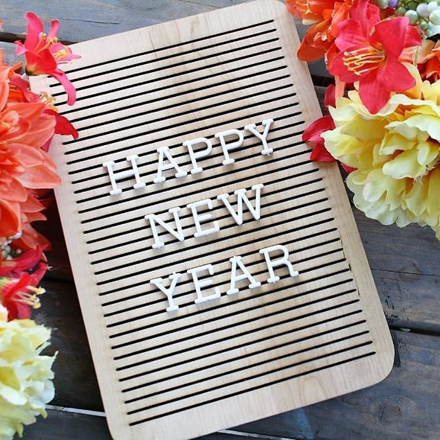 Introducing our new solid wood letter boards! They come in 3 wood varieties! Maple, Cherry and Walnut. They come with a set of 144 white 1 Inch letters! Link to our new letter boards is in our profile! Letter board pictured is in Maple. . . . . . #laserworkzco #woodletterboard #letterboard #newyear #mapleletterboard #happynewyear