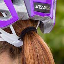 """Specialized ASPIRE Helmet with reflectivity and """"hairport"""" technology"""