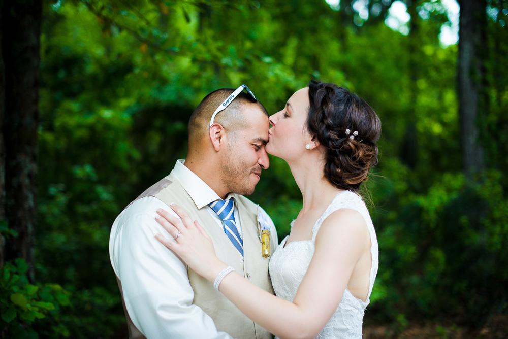 Anna & Davie | Asheville Wedding Photographer | Woven Strands Photography