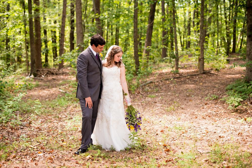Greenville Summer Garden Wedding