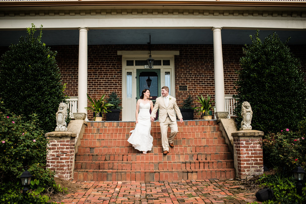 Reynolds Mansion - Asheville North Carolina Wedding Photographer