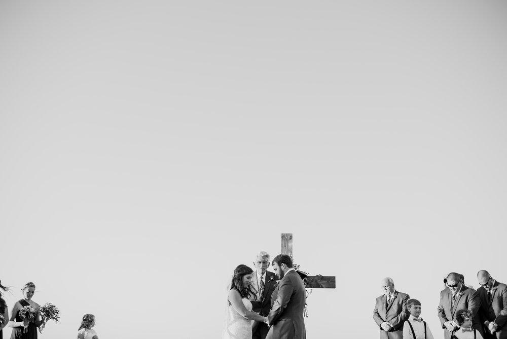 Religious Outdoor Ceremony in Charleston, SC