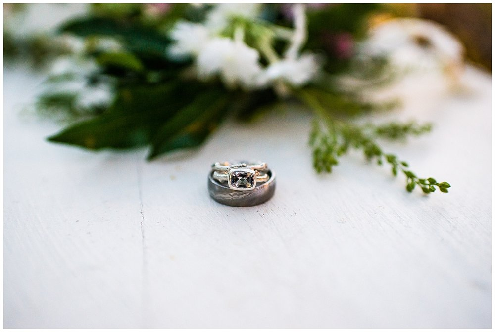 Earthy-Wedding-Asheville-North-Carolina-Bride-Groom-Wedding-Bands