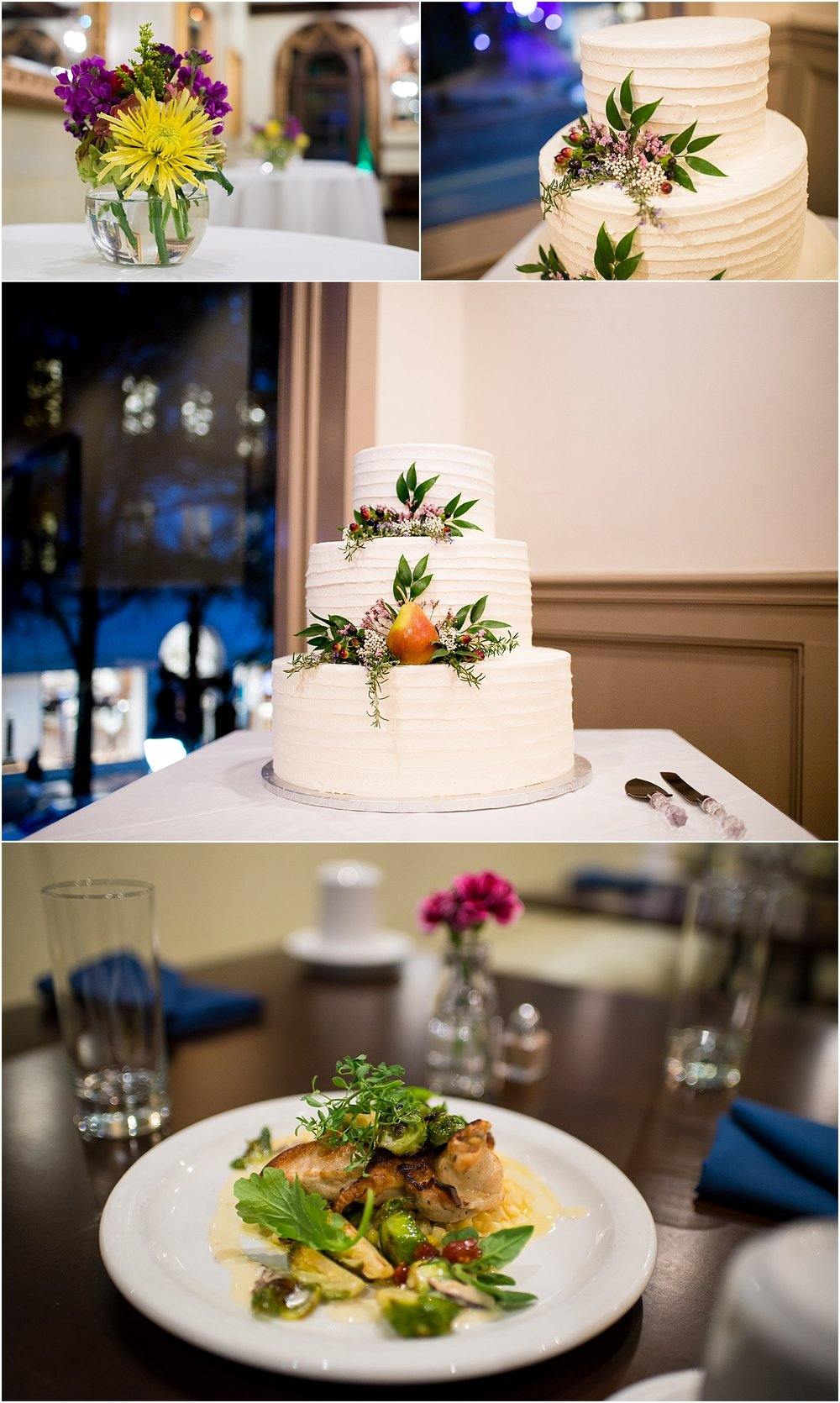 The_Asbury_Catering_Classic_Wedding_Cake_Dunhill_Hotel