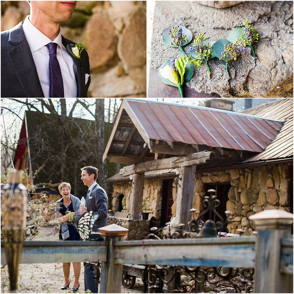 DIY-Earthy-Outdoorsy-Wedding-Details-Brown-Mountain-Beach-Resort-Asheville-North-Carolina