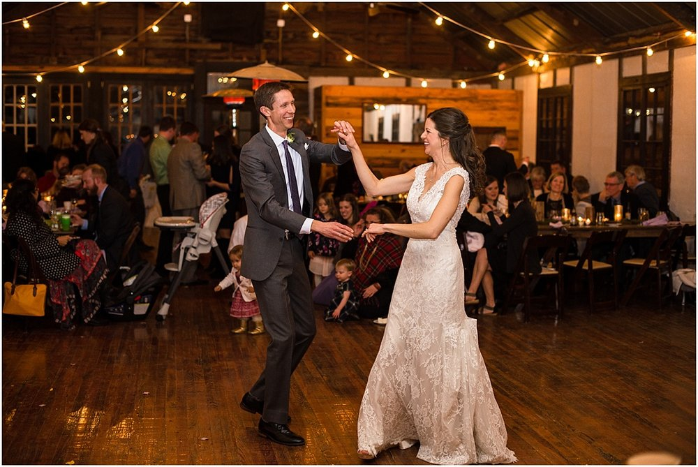 Candid and Earthy Asheville Wedding Photography
