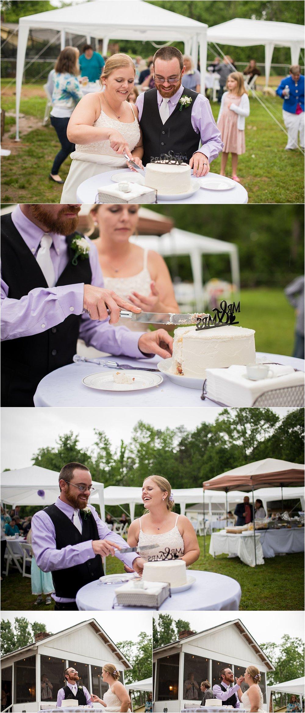Emily-Josh-Outdoor-Home-Wedding-Foothills-Blue-Ridge-Mountains