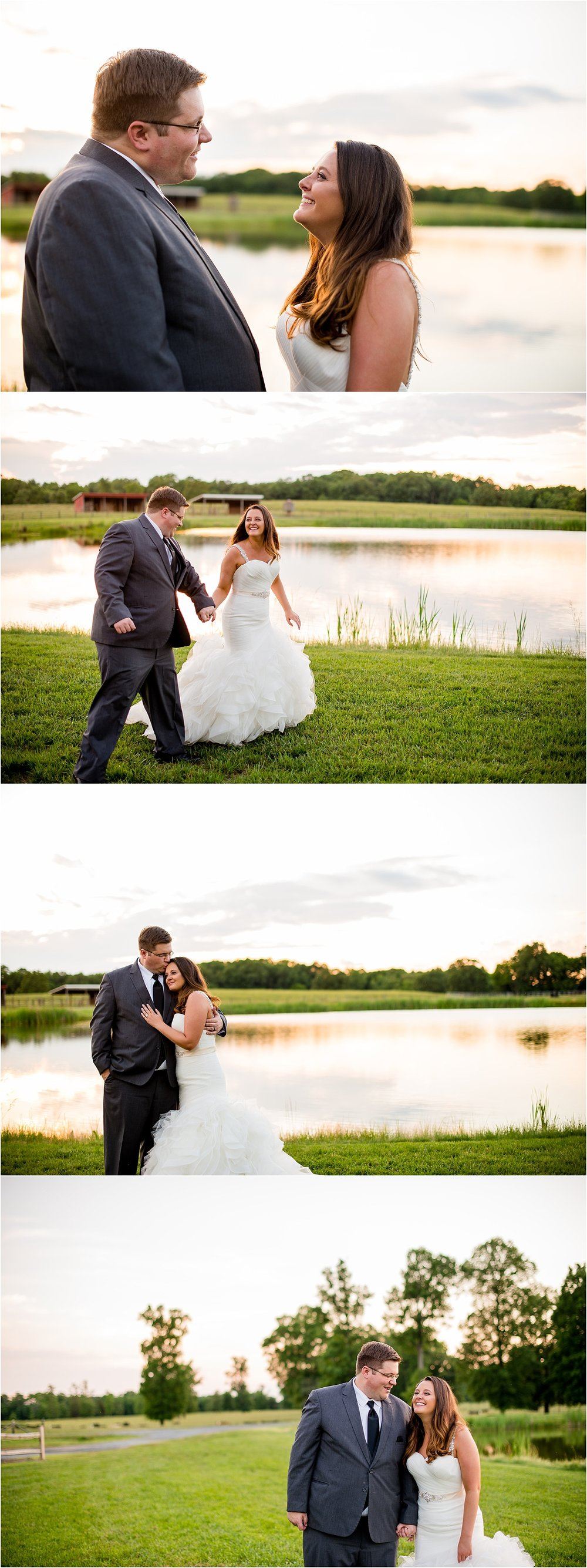 Brittany-Josh-Golden-Hour-Sunset-Bridal-Bride-Groom-Photos-Southern-Spring-Wedding