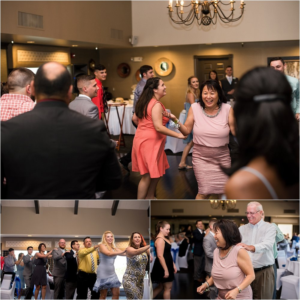 Reception-Conga-Line-Citrus-Hills-Golf-Club