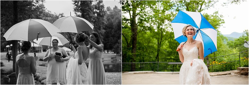 Emily-Justin-Rain-On-Wedding-Day