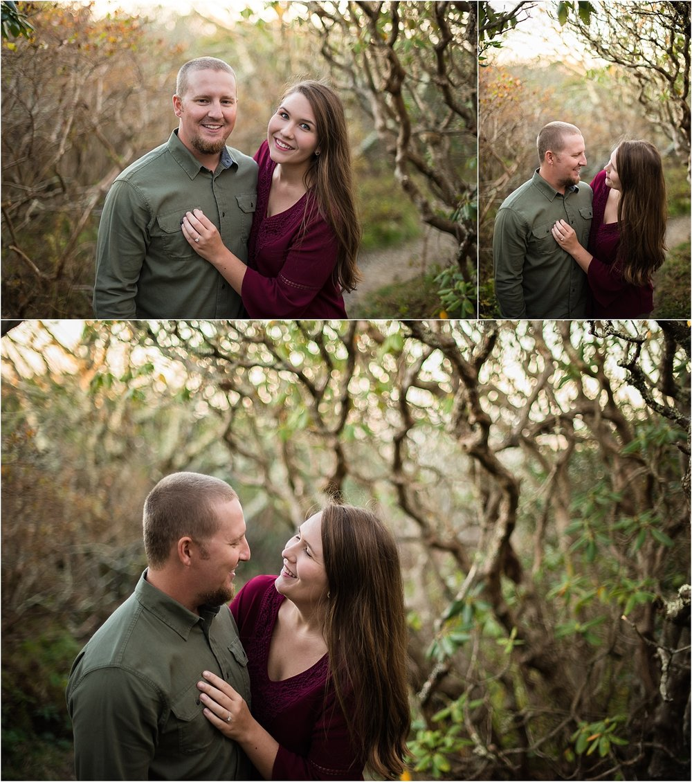 Christy-Josh-Blue-Ridge-Mountain-Engagement-Session-Craggy-Gardens