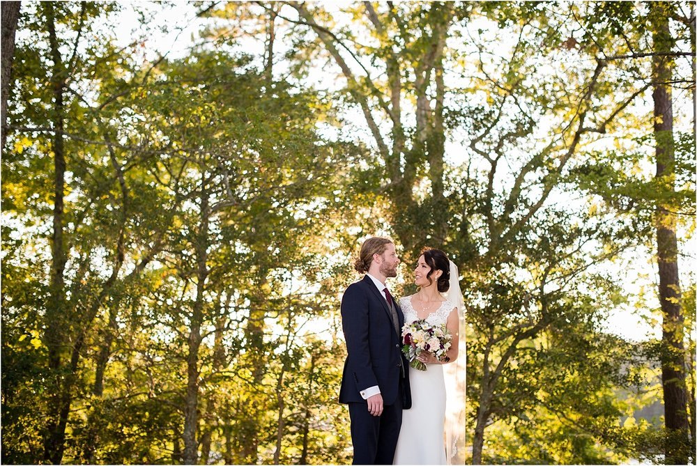 Fontana-Village-Resort-Fall-Wedding-Bride-Groom