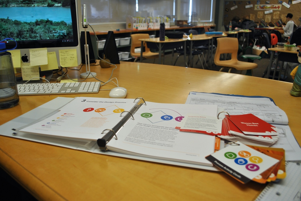 Teaching With Design resource materials