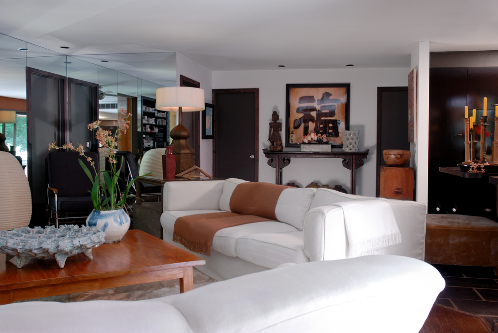 East Hampton Living Room