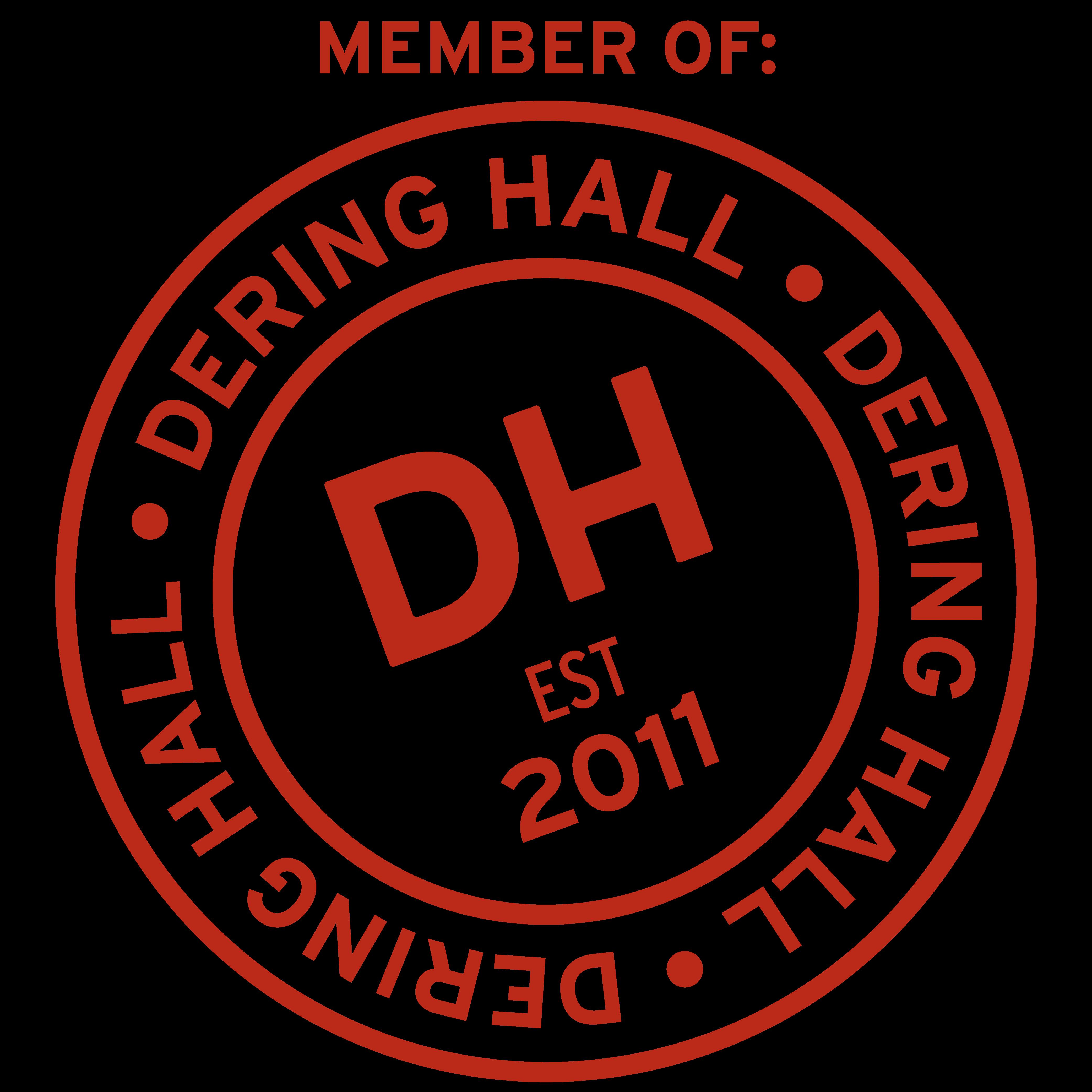 Dering Hall Logo