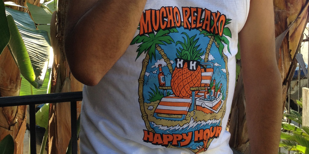 HAPPY HOUR: Mucho Relaxo