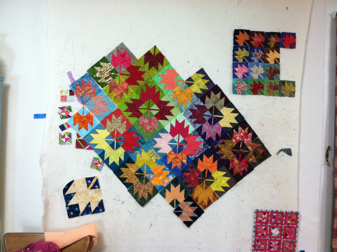 Mass Maples In Progress Timna Tarr