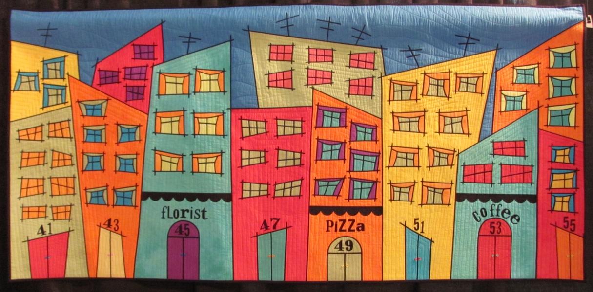 Bleiwess - Tutti Frutti Main Street