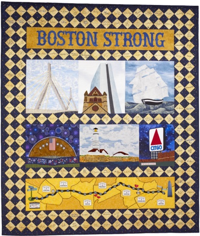 Boston Strong Quilt