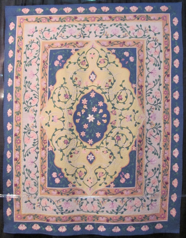 Canny - A Persian Prayer Rug