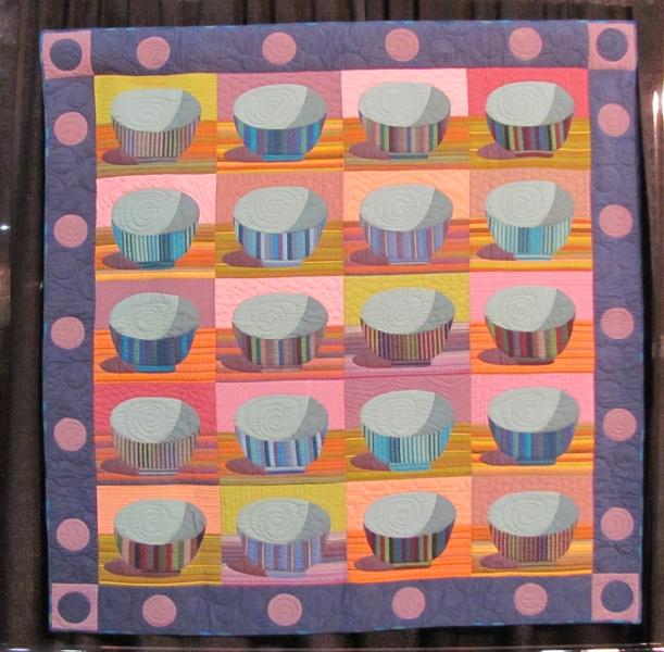 Fassett - Striped Rice Bowls