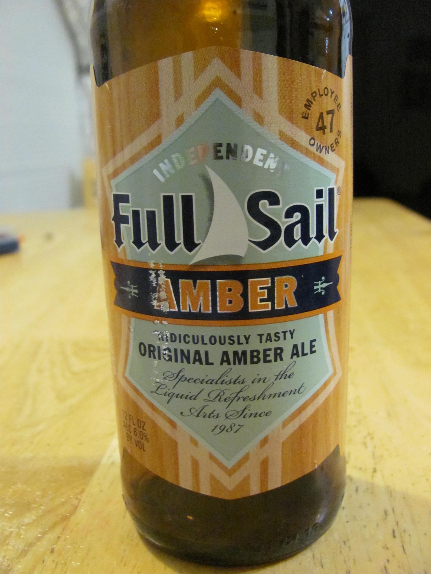 Full Sail Amber