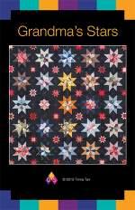 Grandma's Stars pattern cover