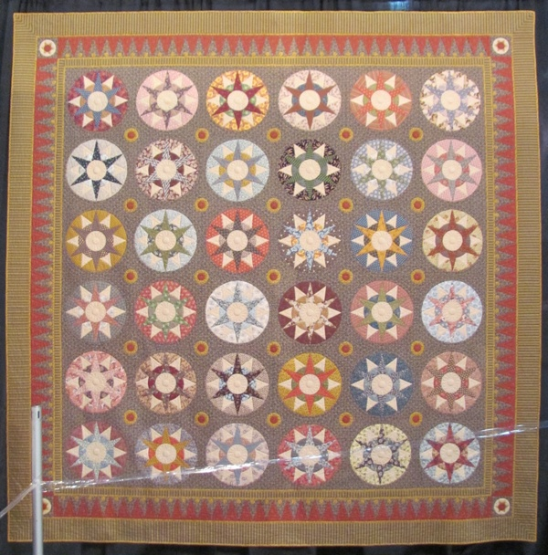 McLaughlin & Loeser - The Compass Quilt