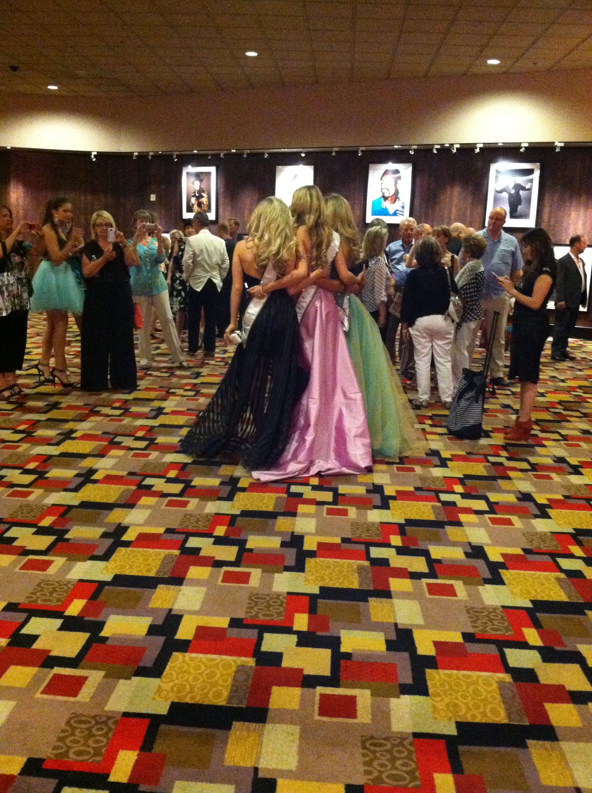 Pageant Floor