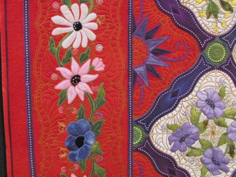 Schamber - Gypsy - detail