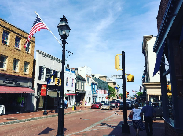 Annapolis, MD- second day of shooting