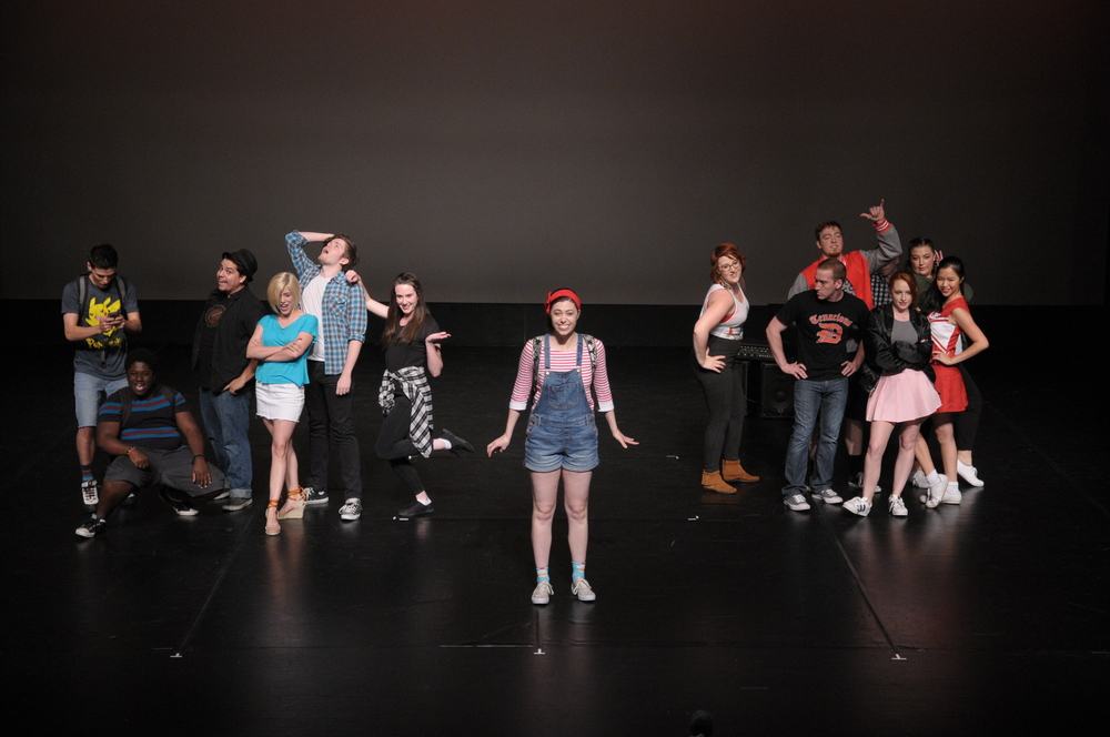 Dark Times at Grimesville High, 2016 Capital Fringe Festival