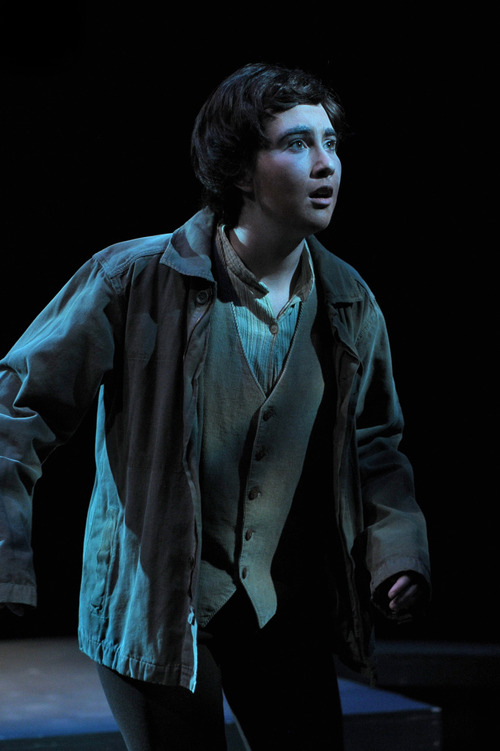 Maggie Marie Rodgers in Woyzeck at George Mason University