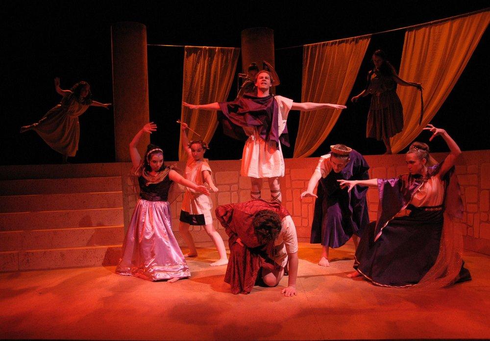 Aeneas' Dream