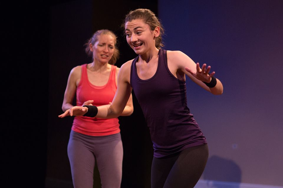 Zoe Walpole and Carol Spring