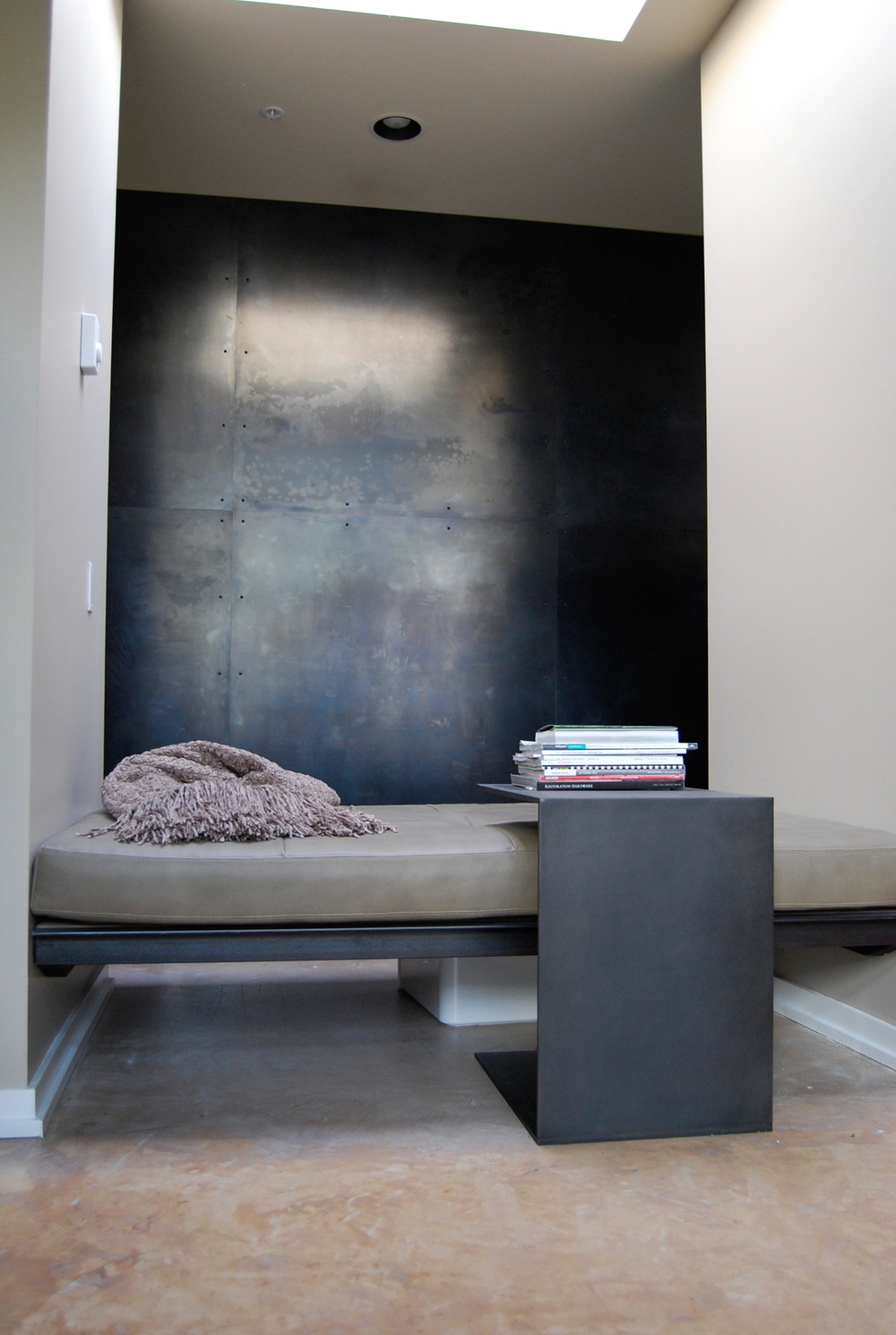 Cold Rolled Steel Panel ~ Gallery — mayer designs