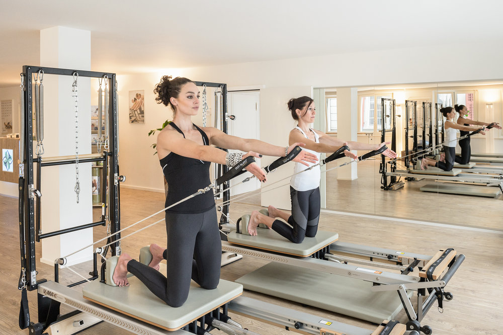 Come and join us.. - Reformer Training at our Pilates Event on 26.1.2019