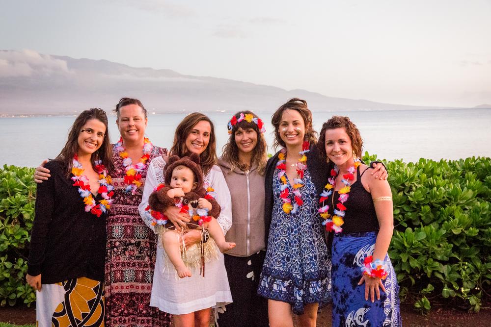 Maui, Hawaii Ariel Dawn Photography