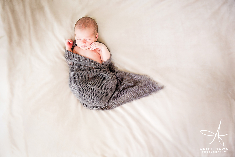 Great Falls, Montana Newborn Photography