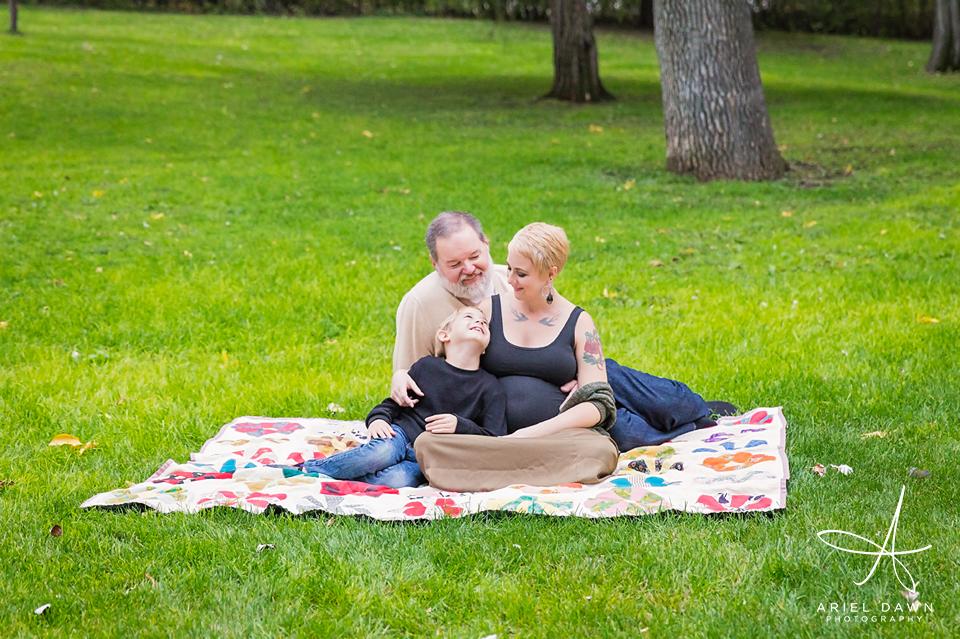 Amazing Maternity Photos Montana, Great Falls. Ariel Dawn Photography