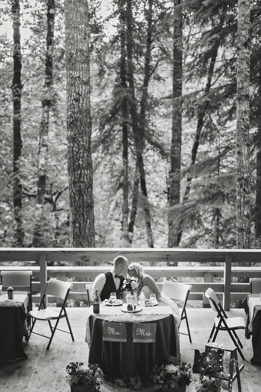 Neal Creek Resort Wedding