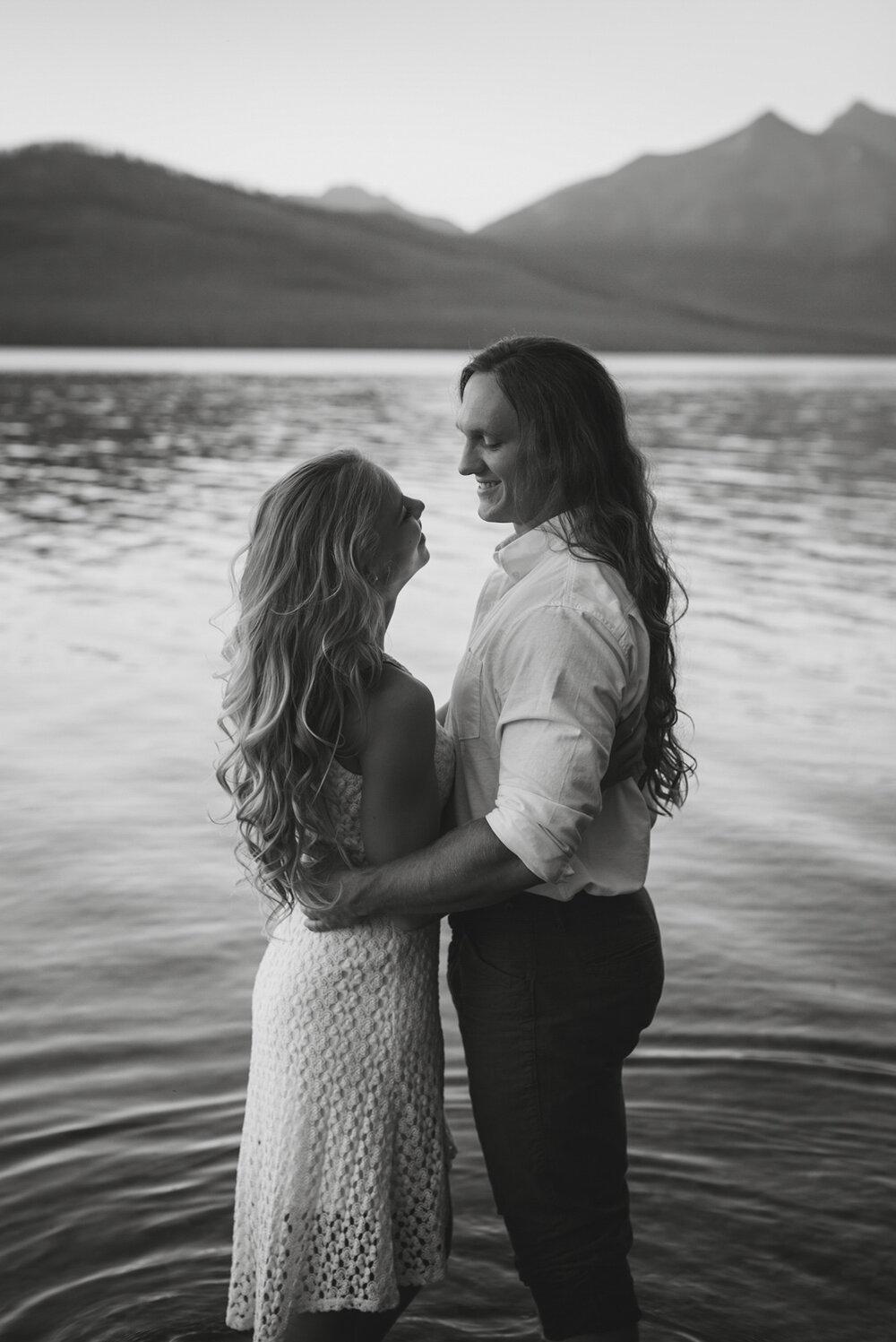 Travel Engagement Photographer