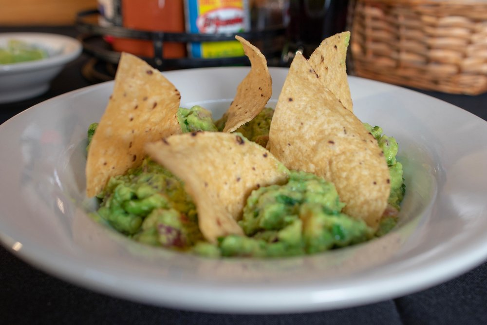 Free Guacamole - Receive a large order of Guacamole with any order of $50.00 or more.