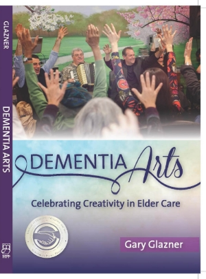 Please buy the book today- $40.50 (including shipping and handling)  All proceeds help support the Alzheimer's Poetry Project and Institute of Dementia Education & Arts