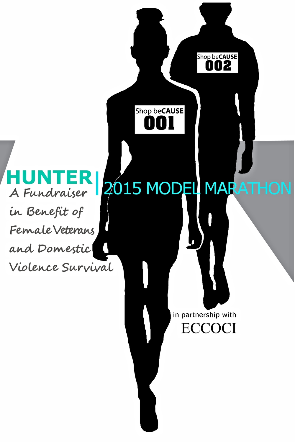 Not your Typical Marathon...Pledge to Model. Click for details